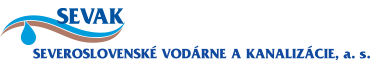 SEVAK – Severoslovenské vodárne a kanalizcie, a. s. Logo